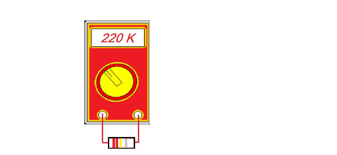 OHMMETER DIDÁTICO – C/ PIC 12F675 E LCD 16X2 (REF226)